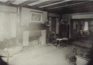 Original Cragmont 1906 Library